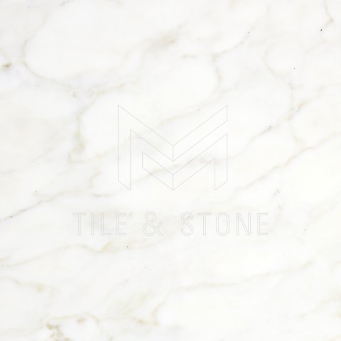 Calacatta Gold (Italian) Marble Tile (Micro-Beveled) 16 x16  3/8 Polished